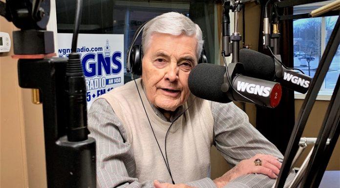 John Hood WGNS radio