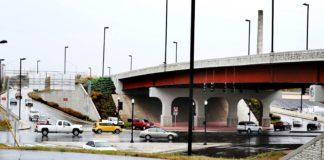 Bridge over Broadway